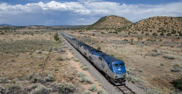 400 Southwest Chief Desert