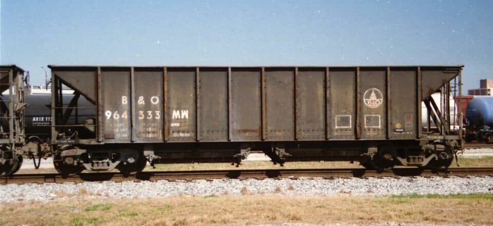 138 CSX/Southern Pacific/Wabash Gray