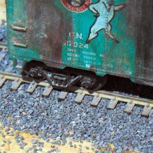 1152 Empire Builder Model Railroad Ballast